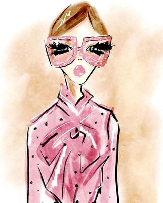 Gucci #fashionillustrator #fashionillust