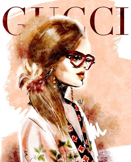 My @Gucci obsession seems to continue. ✌