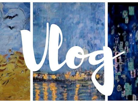 Monet2Klimt - when art comes to life