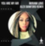 Miriam Love Apple Itunes Promo Pic - You Are My Air (Alex Bamford Mix)