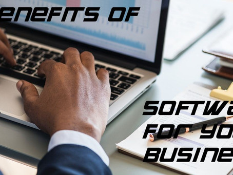5 Benefits Of Software For Your Business