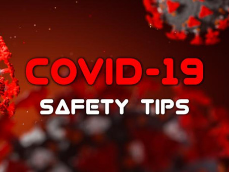 5 Safety tips from COVID 19