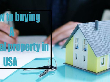 How To Buying A Rental Property In USA