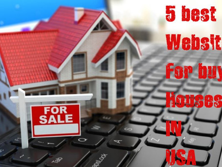 5 best website for buy houses in USA