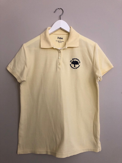 Girl Fit Polo (maize)