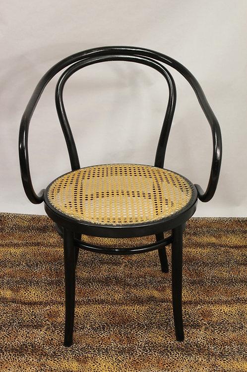 TRIO THONET#3 chaises cannées