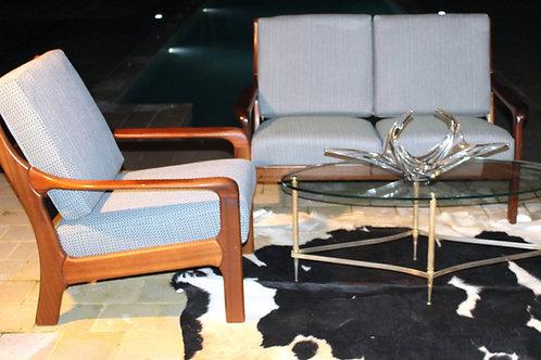 SCANDINAVIA#fauteuil scandinave vintage