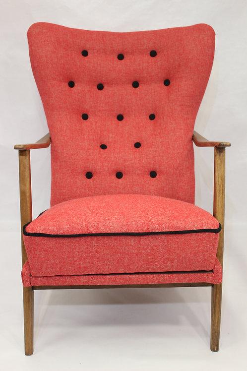 RAPSBERRY#fauteuil scandinave vintage