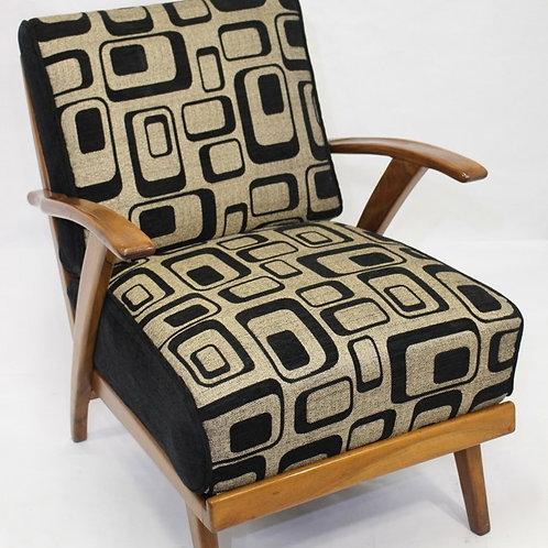POPPY #fauteuil scandinave vintage