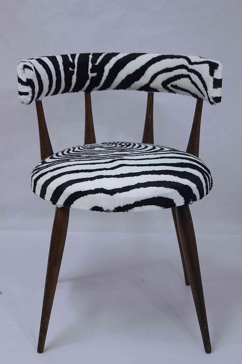 ZEBRA#chaises vintage