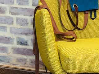 la vie d'un fauteuil vintage