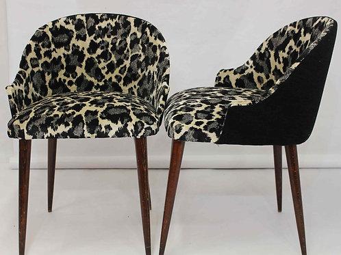 LEOPARDO#chaises vintage