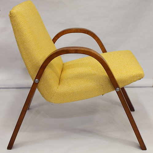 YELLOW STAR #fauteuilvintage