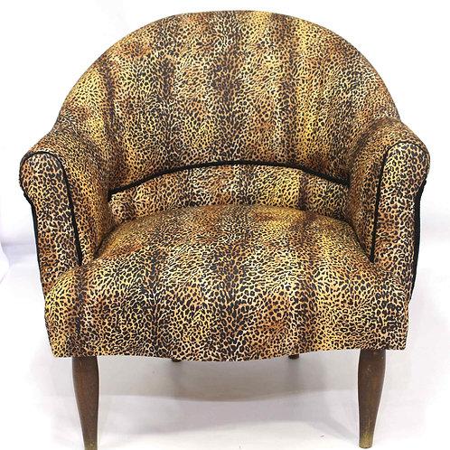 WILD#fauteuilvintageleopard