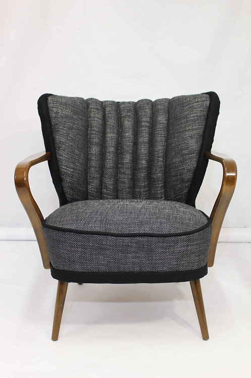 GREY#fauteuil cocktail vintage