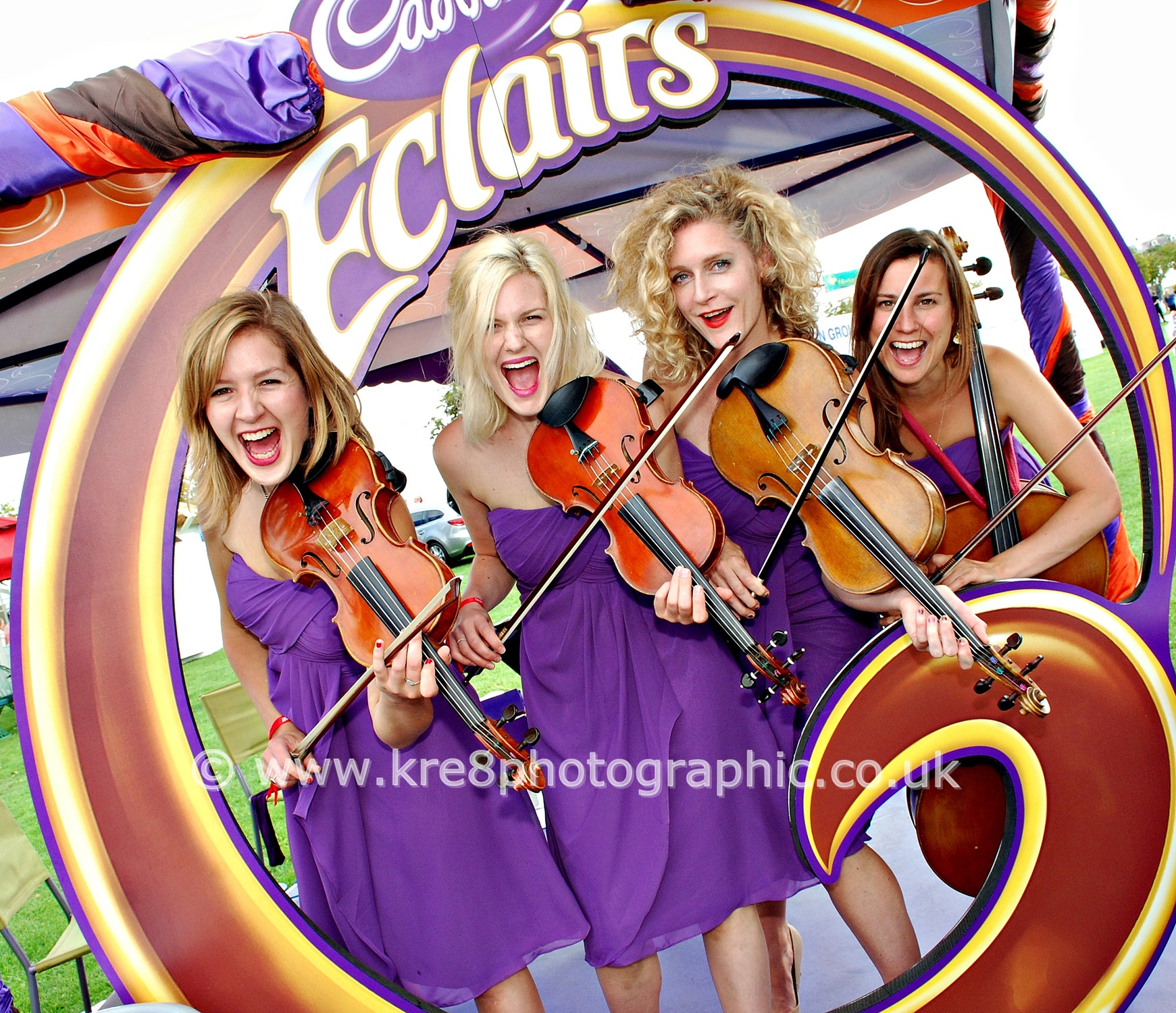 Cadbury Eclairs Promotion  Commercial an