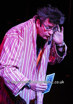 Jo Pasquale Grand Theatre Blackpool Live Theatre Theatrical Photography kre8photographic