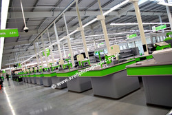 Asda Superstore  Retail Interior Photography by kre8photographic