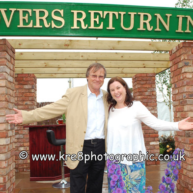 David Neilson & Patti Clare, Roy & Mary