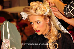 NHF Hair Competition Kre8 Photo