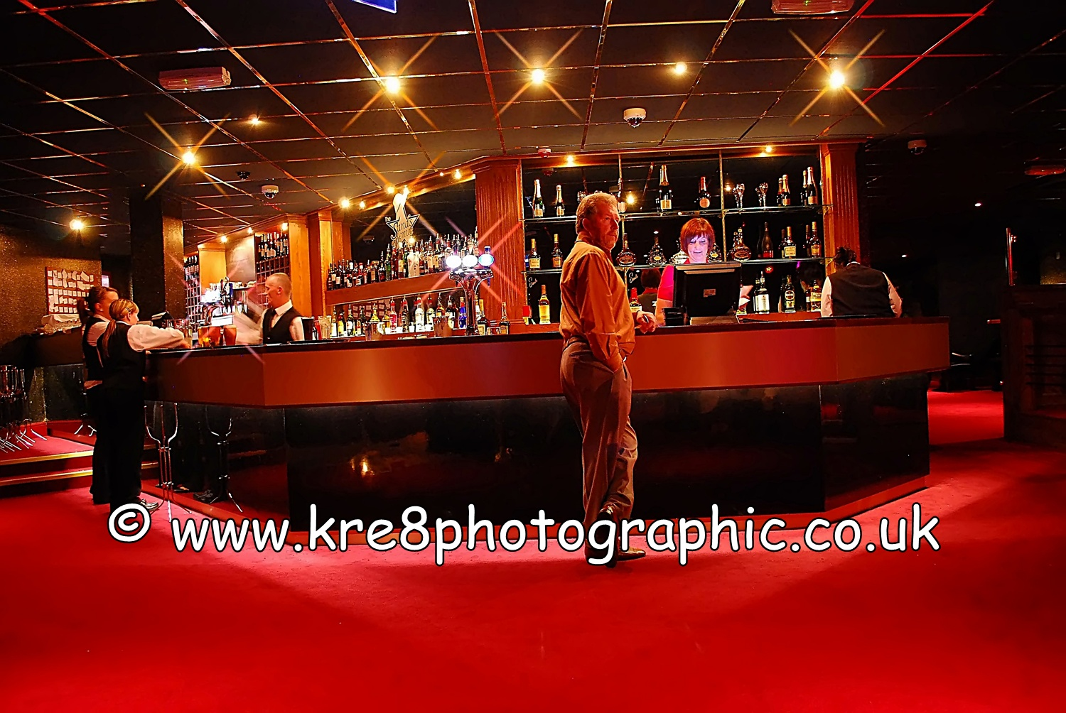 Nightclub Interior Photographer Kre8