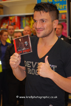 Peter Andre Publicity Picture