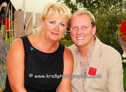 Sue Cleaver & Anthony Cotton, Eileen & Sean from Coronation Street. Celebrity Press Photography By w