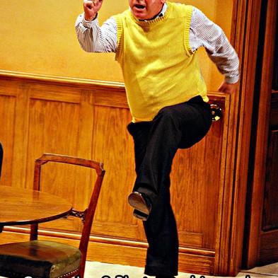 Norman Pace Live Theatre Publicity