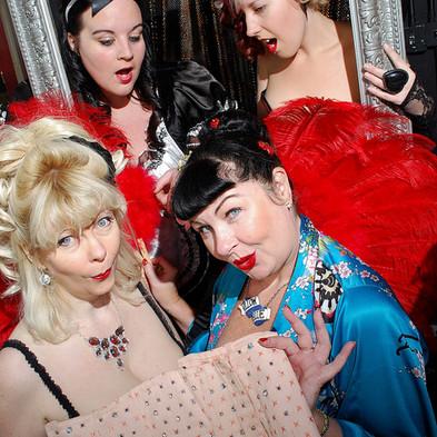Burlesque Promotion Press & PR