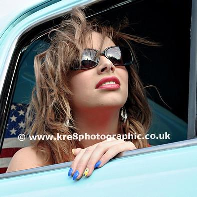 Model Portfolio Advertising Photography