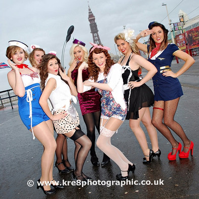 Britain's Got Talent The Pinups with Gem