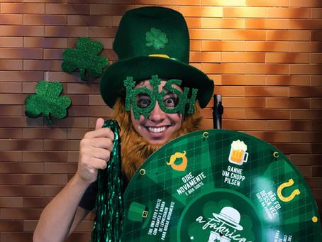 Fábrica recebe St. Patrick's Day no dia 14, sábado