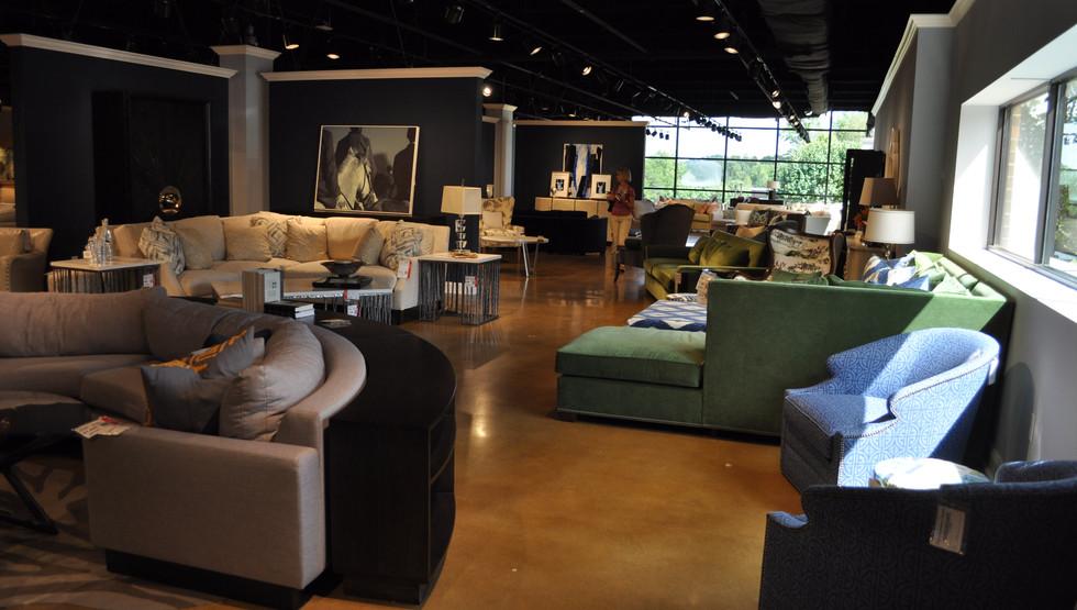 FurnitureLand South, Showroom 1