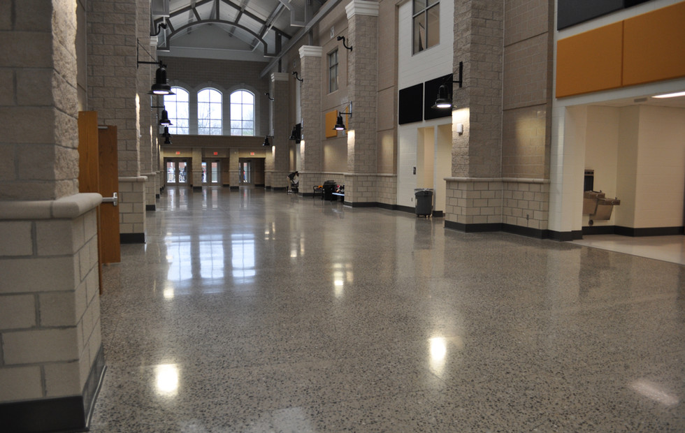 Guilford Middle School Main Hall 1