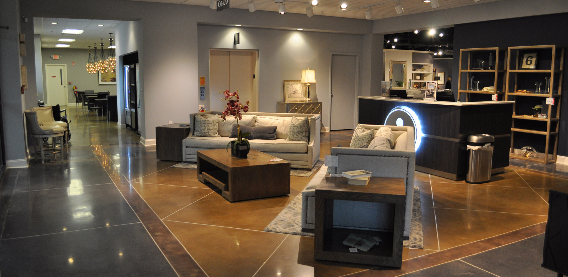 FurnitureLand South, Showroom 3