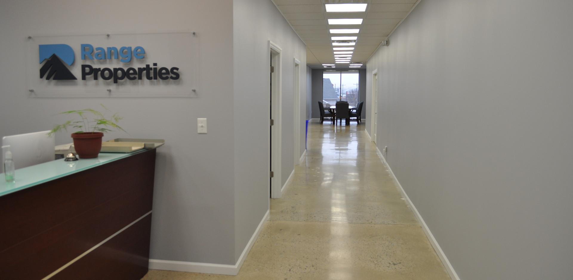 Range Properties Office Polished