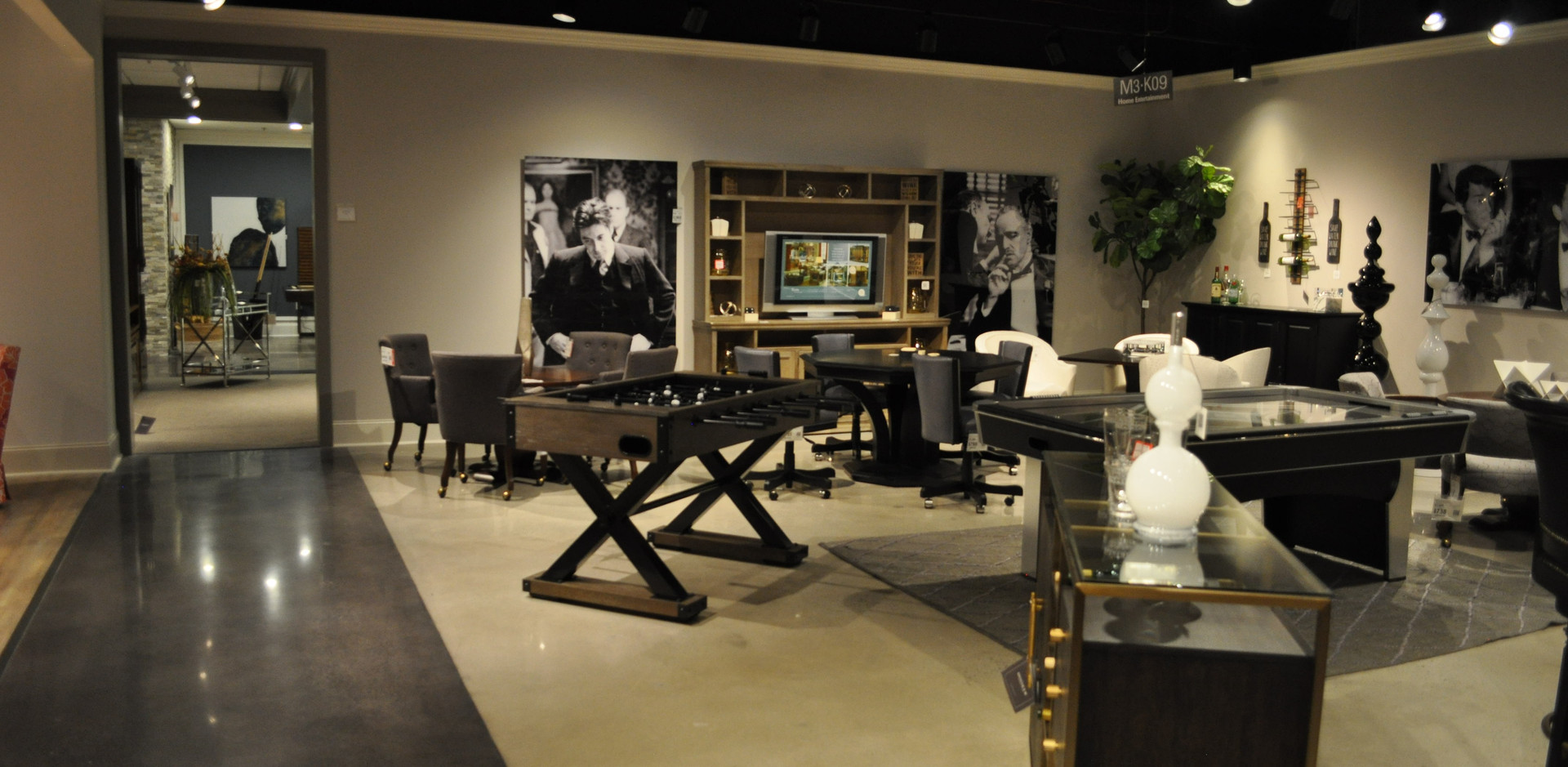 FurnitureLand South, Showroom 9