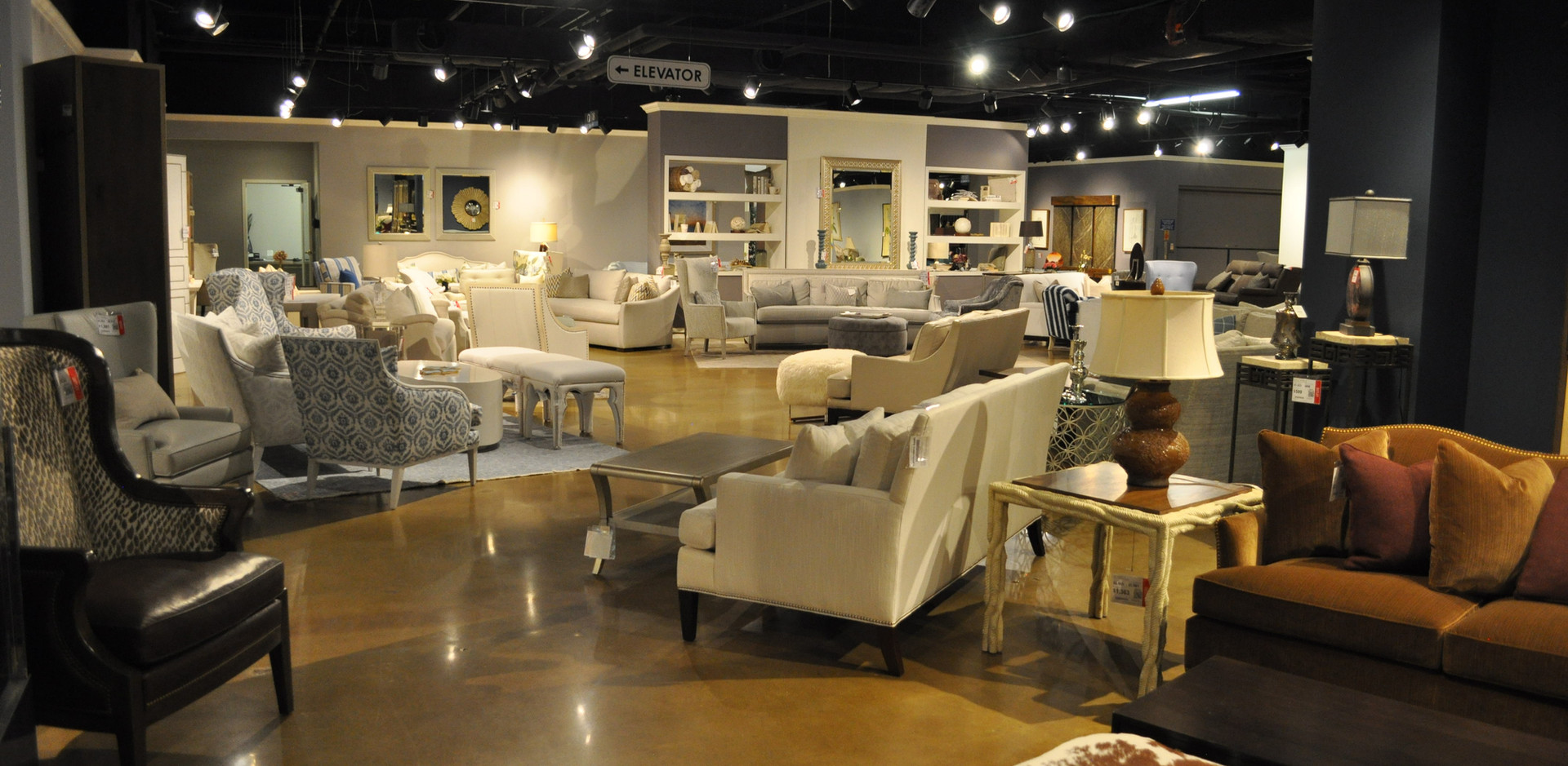 FurnitureLand South, Showroom 2
