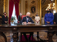 President Biden Scraps Fines For Illegal Immigrants, And Moves to Cancel Existing Debts