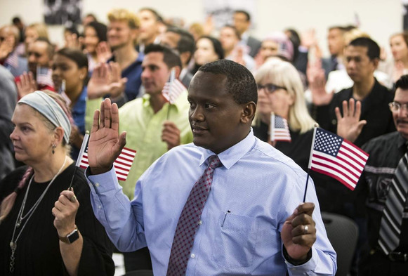 New and more Difficult Test for U.S. Citizenship