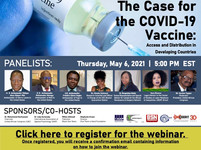 The Case For Covid-19 Vaccine: Access & Distribution in Developing Countries