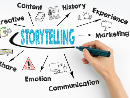 The Future of Brand Storytelling and the Role That Data Plays