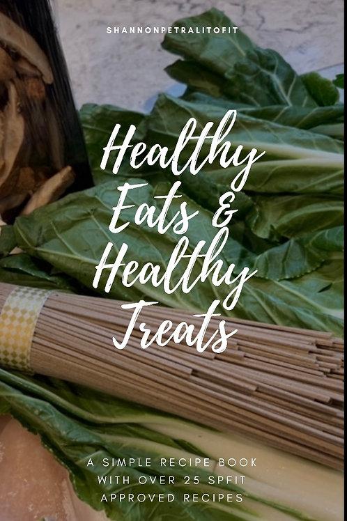 SPFit Healthy Eats Recipes