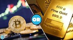BTC or gold?