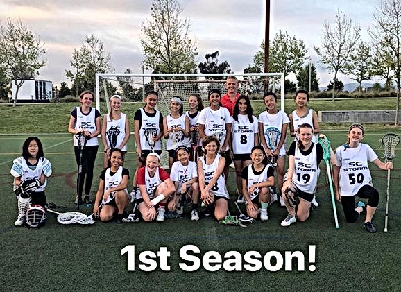 Great 1st Season Girls! _south_coast_sto