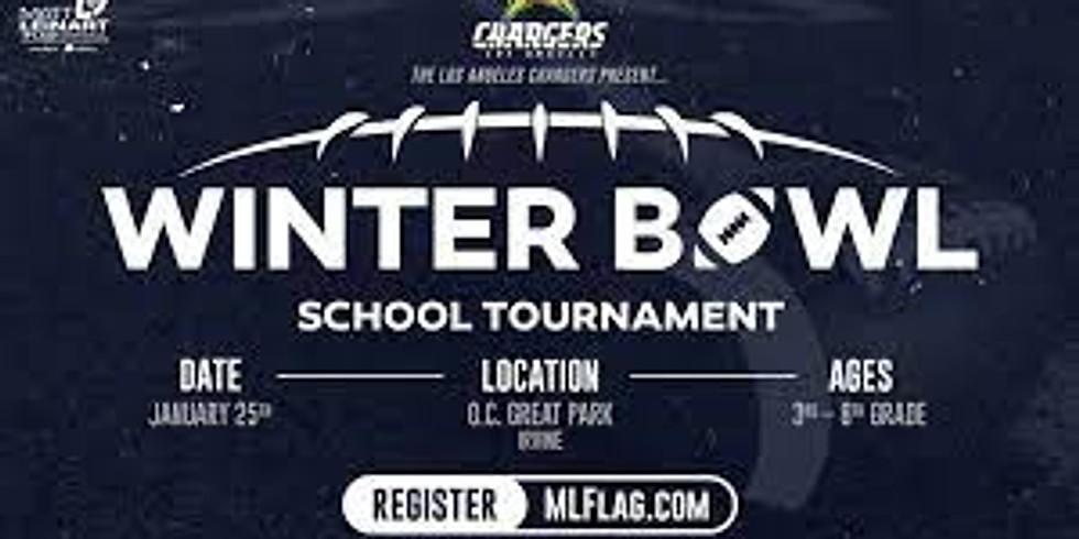 Winter Bowl: Flag Football
