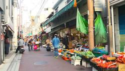 Minoshima shopping street