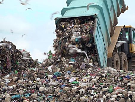 Kessler's garbage dump