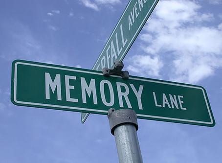 I remember -- but do I recall?