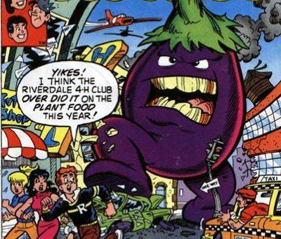 The Eggplant That Ate Santa Cruz?